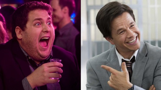 "Jonah Hill and Mark Wahlberg Are ""The Good Time Gang"""