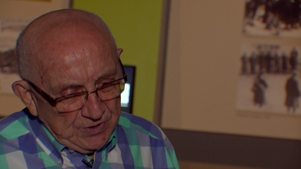 Web Extra: A Holocaust Survivor Describes His Family's Own Experience