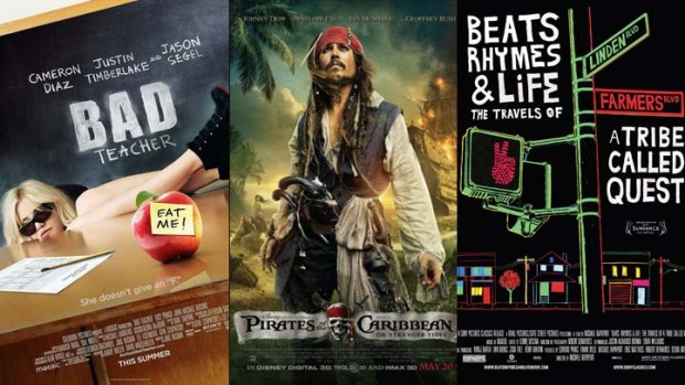 "New on Home Video: ""Bad Teacher"", ""Pirates 4"", ""Red State"" & More"