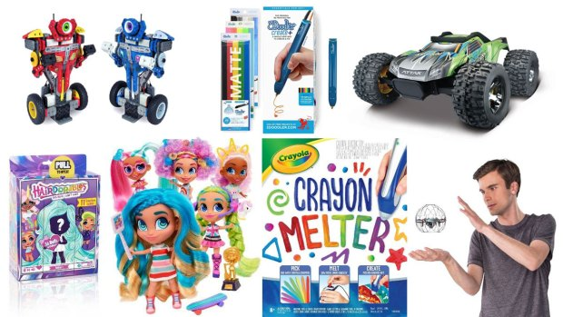 The Hottest Toys of 2018 List Is Out