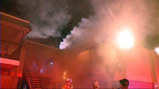 Five Left Homeless After Early-Morning Apartment Fire