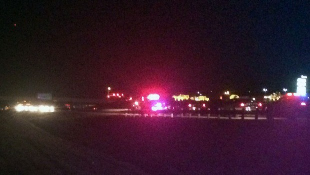 Two Killed in I-35W Collision