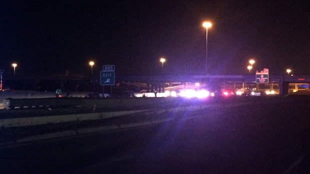 Deadly DWI Crash Closes I-35E in Carrollton