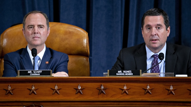 [NATL] Key Moments From House Testimony of Hill and Holmes
