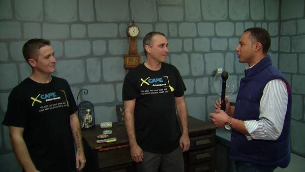 [DFW] NBC 5 Extra: Xcape Adventures