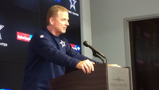 [DFW] Jason Garrett's PC Reaction To Dez Bryant