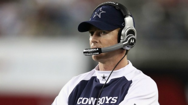Cowboys' Garrett Explains Costly Play-Calling