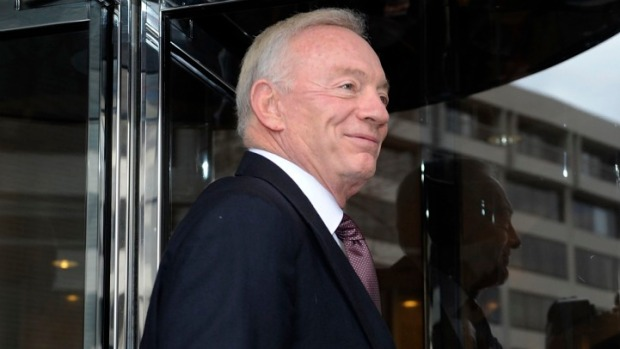 Jerry Jones: Empty Seats Were Result Of Noon Kickoff