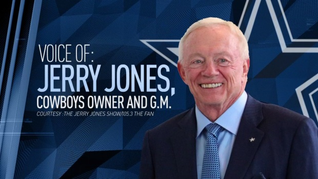 Jerry Jones Show: Watch Party, LA Support