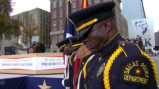 Dallas Marks JFK Assassination With Somber Commemoration