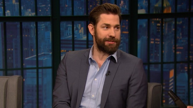 'Late Night': Stephen King's Reaction to 'A Quiet Place'