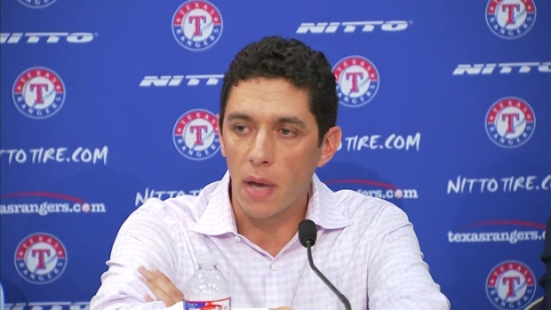 [DFW] Rangers GM Daniels on Washington Resignation