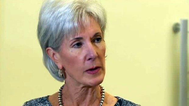 [DFW] Healthcare's Kathleen Sebelius Visits Austin, San Antonio