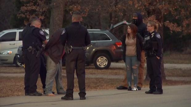[DFW] Raw: SWAT Investigates Alleged Identity Theft Ring in Keller: PD