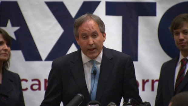 [DFW RAW] Ken Paxton Wins GOP Nomination for Attorney General
