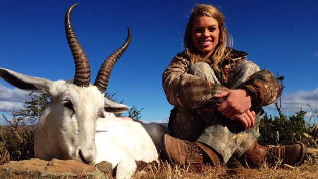 Texas Student Posts Photos of Africa Hunt