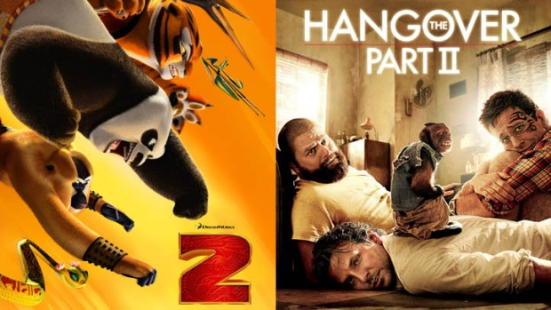"This Week's New Movies: Second Helpings of ""The Hangover"" & ""Kung Fu Panda"""