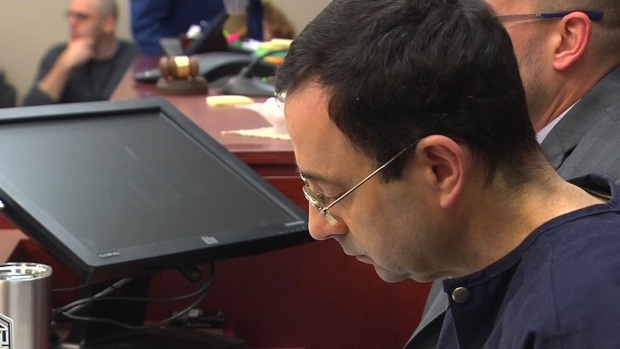 [DFW] Dallas Gymnast's Lawsuit Says Larry Nassar Sexually Abused Her 6 Times