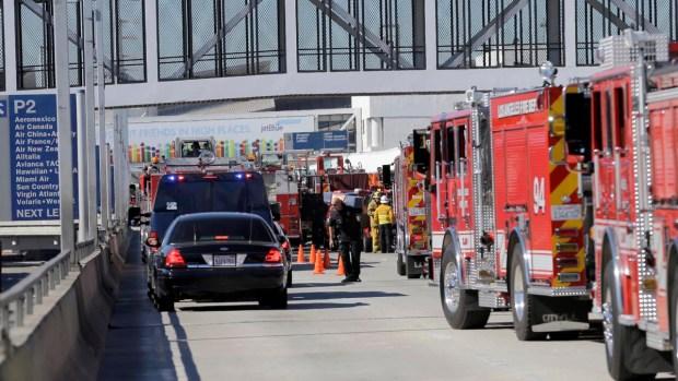 [LA] Evening Update: LAX Shooting Victims