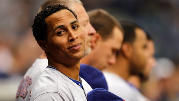 Rangers Prospect Leonys Martin Dealing With Thumb Injury