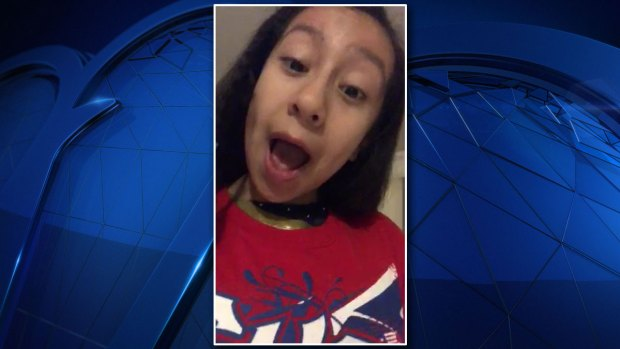 [DFW WITH WARNING] ideo Shows Dallas Girl's Final Moments Before Deadly Explosion