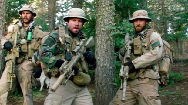 """[NEWSC] Mark Wahlberg Talks New Film """"Lone Survivor"""""""