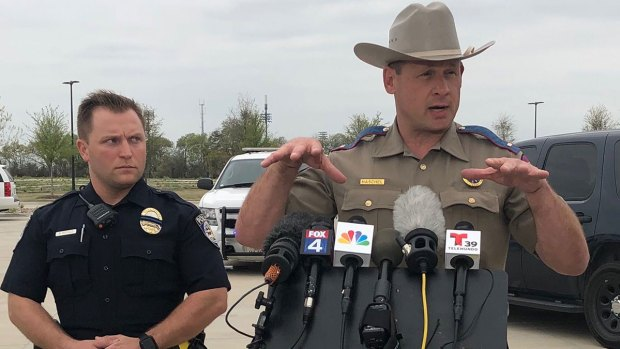 Officials Update on Frisco Shooting of Texas State Trooper