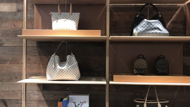 Louis Vuitton Opens New Workshop in Johnson County