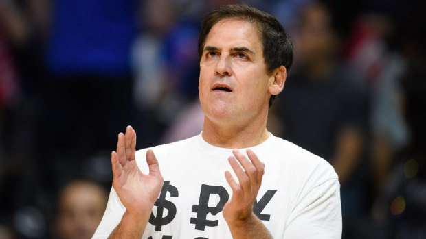 Mark Cuban is considering a run for president