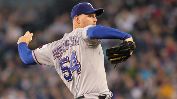 Rangers Make History on the Mound