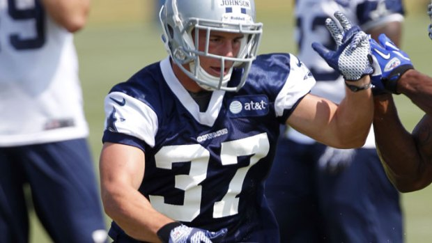 Matt Johnson Makes Training Camp Debut