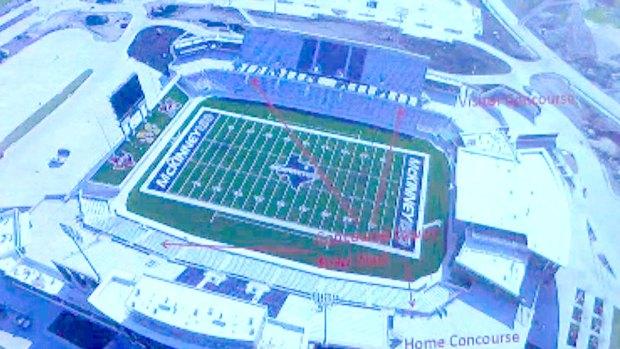 Cracks Delay Opening of $70 Million McKinney ISD Stadium