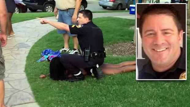 [DFW] Ex-McKinney Cop Who Threw Teen to Ground Not Charged