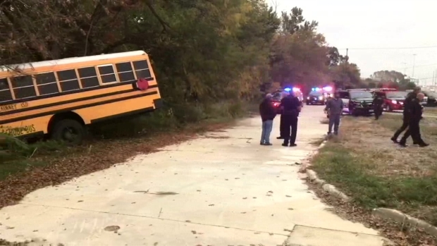 McKinney School Bus Crashes