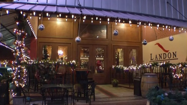 [DFW] McKinney Winery Stays Open Despite Weather Threat