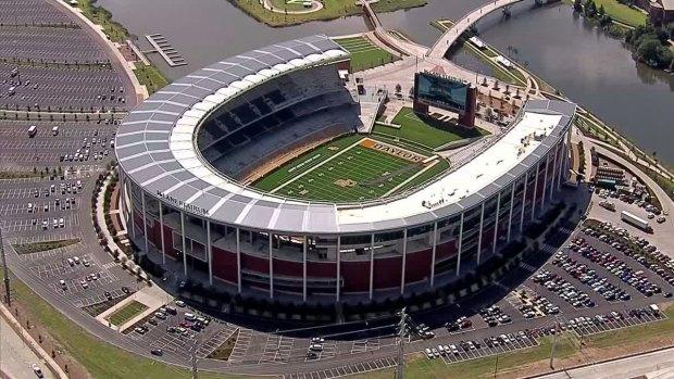 Photos: Baylor Opens McLane Stadium