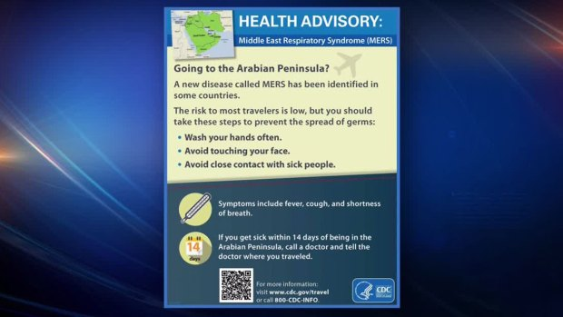 [DFW] Airport Warns Travelers About MERS
