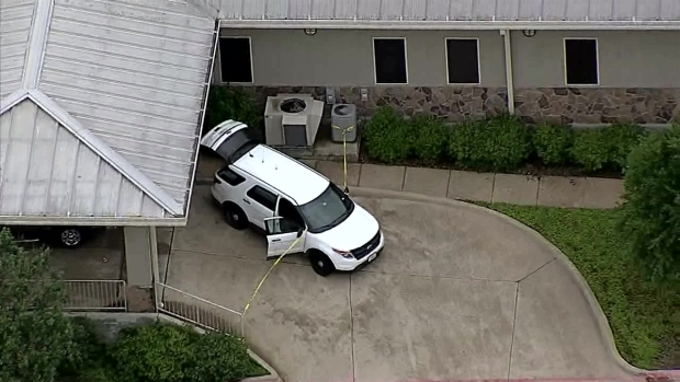 Body Found Inside Creekside Church of Christ (Raw Video)
