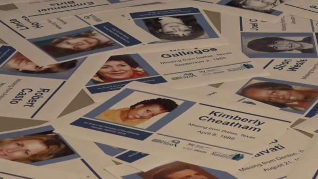 [DFW] UNT Health Science Center Hosts Database for Missing and Unidentified Persons