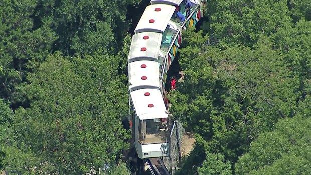 Dallas Zoo Monorail Future Uncertain