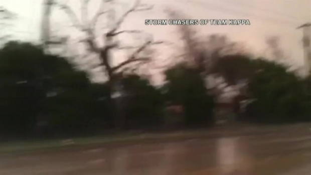 Moore Storm Chaser Video