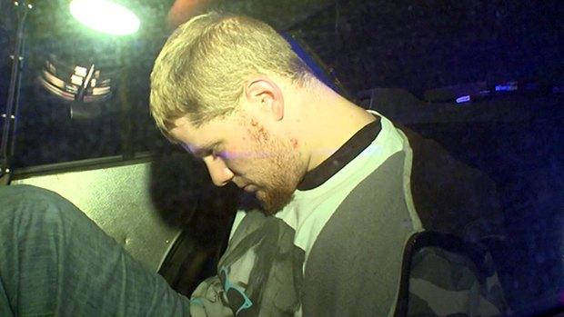 [DFW]Under Arrest, Motorcycle Rider Boasts of High-Speed Chase
