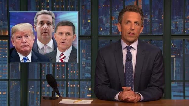 [NATL] 'Late Night': A Closer Look at Kavanaugh Accusation, Manafort Flip