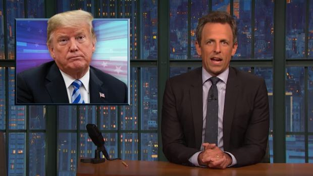 [NATL] 'Late Night': A Closer Look at Trump's Comments on PR Death Toll