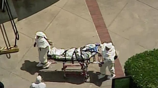 [DFW] Both Americans Fight Ebola Virus in US