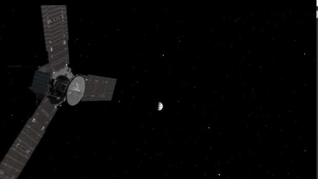 [NATL] Juno's Approach of Jupiter and the Galilean Moons