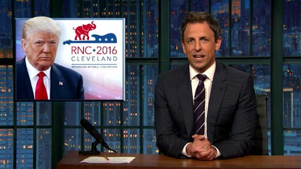 [NATL] 'Late Night': A Closer Look, Previewing the Republican Convention
