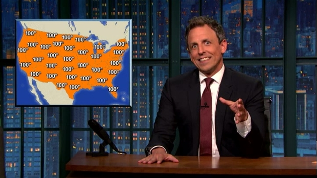 [NATL] 'Late Night': A Closer Look at Extreme Weather and Climate Change