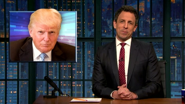 [NATL] 'Late Night': A Look at What Trump's Presidency Means for Climate Change