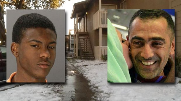 Police Arrest Teen in Snow Day Murder